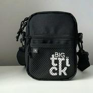 Shoulder Bag  Big Trick Preta