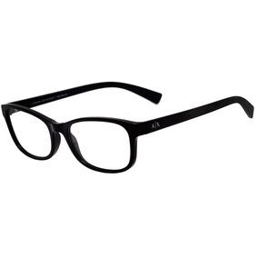 97ba7e667fe Armação Oculos Grau Armani Exchange Ax3016 8114 Azul Fosco. Rio Grande do  Sul · Armani Exchange Ax 3043 L - Óculos De Grau 8225 Preto