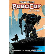 Robocop Vol. Last Stand Part  1 + 2