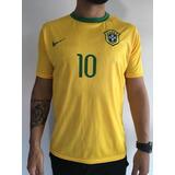 Camiseta Da Seleção Brasileira - Copa Do Mundo 2018