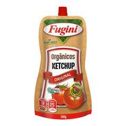 Ketchup Orgânico Fugini Sachê 340 G