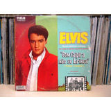 Lp Elvis Presley-com Caipira Não Se Brinca-kissin Cousins