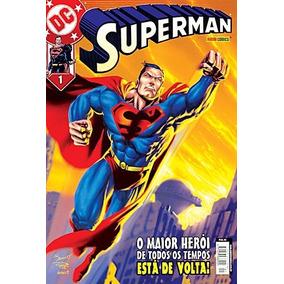 Superman 1ª Série Panini (114 Edições) Completa