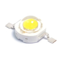 Led 3w Alta Potencia Luminosidad Colores 3 Watts 100 Unid