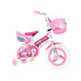 Bicicleta Unibike Peppa Pig Rodado 12