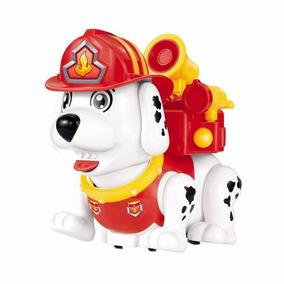 Mi Perro Guardian Bombero A Radio Control Con Sonido
