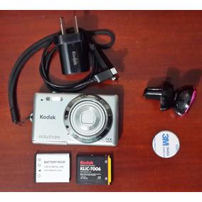 Camara Kodak M522 + 2 Baterías + Regalo. Oportunidad!!!