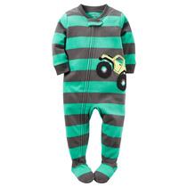 Pijama Entero Polar Antideslizante Varon 2t Carters