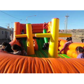 Super Inflable Barco Pirata (gigante)