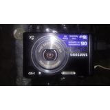 Câmera Digital Samsung St77 16.1mp Lcd 2.7 - Filma Hd
