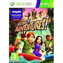 Game Jogo Kinect Adventure Xbox 360 Mídia Física