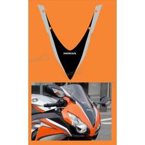 Emblema Adesivo Carenagem Frontal Honda Cbr 1000rr 2010 1040