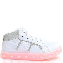 Tênis Bouts Led Glitter Feminino 4052 | Zariff