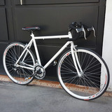 Bicicleta Carrera 18 Velocidades Equipo Shimano Fixie Ruta U