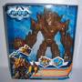 Figura Accion Max Steel Elementor Roca Trituradora + Regalo