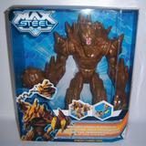 Elementor Roca Trituradora Figura Accion Max Steel + Regalo