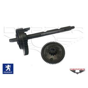 Reparo Engrenagem Corpo Borboleta Tbi Peugeot 206 1.0 16v