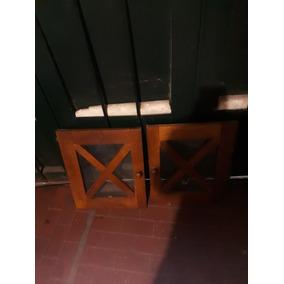 Puertas Alacena Algarrobo Precio Por Cada Par