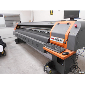 Impresora Gran Formato Wit Color Ultra 2000 8h/3.30 M