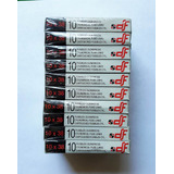 Fusibles 10 Amp Cilindricos Zr0 10x38 Gt Df