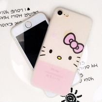 Funda Hello Kitty Frost Case Protector Tpu Iphone 6 6s