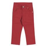 Calça Infantil Colorittá Em Sarja Com Elastano Menino 2 A 12