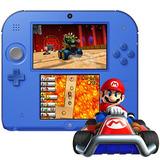 Nintendo 2ds Mario Kart 7 Incluido Envio Gratis