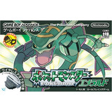 Pocket Monsters Esmeralda (pokemon), Japón Game Boy Advance