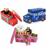Baul Caja Organizadora Juguetes Infantil 99308/ Fernapet