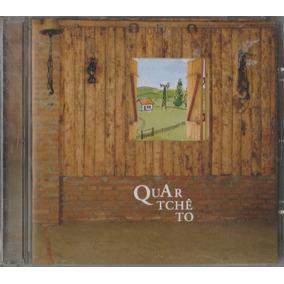 Quartchêto - Cd Quartchêto - 2005 - 1º Álbum - Lacrado