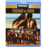 Ciudad De Dios (2002) En Blu-ray - Nuevo - Disponible!