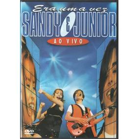 Sandy & Junior Dvd Era Uma Vez Novo Frete Grátis