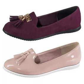 Zapatos Niña Vivis Shoes Kit 2pares 158451 Vc1 Envío Gratis