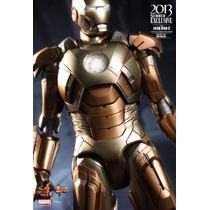 Hot Toys Homem De Ferro Mark Xxi Midas -em Estoque No Brasil