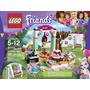 Educando Lego Friends 41110 Set Fiesta De Cumpleaños Bloques