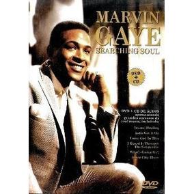 Cd+dvd Marvin Gaye = Searching Soul