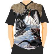 Camiseta Manga Curta Caçadores Brs- Acuação 1