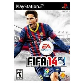 Ps2 - Fifa 14 Oficial - Inglês - Patch