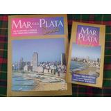 Mar Del Plata Dorada - Plano De La Ciudad Y Video Documental