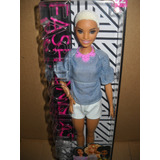 Barbie Fashionista Chic In Chambray - Doll 82