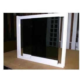 Ventanas Panoramicas Con Vidrio Gris De 8mm
