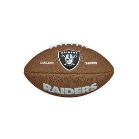 Bola Futebol Americano Wilson Oakland Raiders Jr