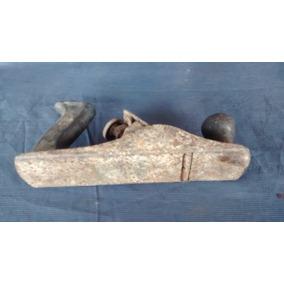 Plaina Cepilho Para Trabalho Em Madeira E Ferro Antiga