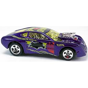 Hot Wheels Batman Vs Superman - Overbored 454 - Mattel
