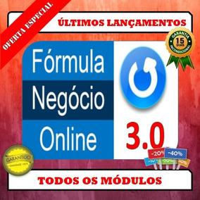 Formula Negócio Online 3.0- Alex Vargas- Último Lançamento