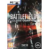 Battlefield 3 Expansión Close Quarters Pc Codigo Descarga