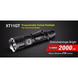 Lanterna Tatica Militar Klarus Xt11gt Recarregavel + Bateria