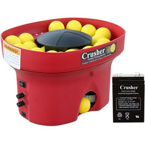 Tendencia Deportes Trituradora Portátil Mini Lite-ball Máqu