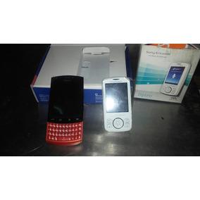 Celular Nokia Asha Y Sony Ericson