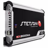 Modulo Potencia Stetsom Ex8000 Ex 8000w Rms 1 Ou 2 Ohms
